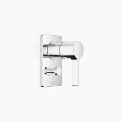 Modern Showers | LULU - Concealed single-lever mixer with diverter | Shower controls | Dornbracht
