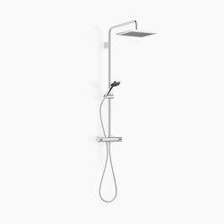 Rain Showers | CL.1 - Showerpipe solution | Shower controls | Dornbracht