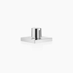 Symetrics - Deck valve anti-clockwise closing cold or hot | Bathroom taps accessories | Dornbracht