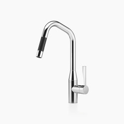 Sync - Single-lever mixer Pull-down with spray function | Kitchen taps | Dornbracht