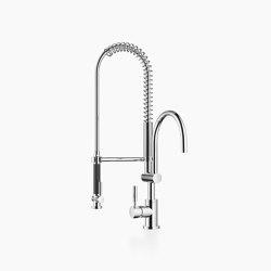 Tara Classic - Profi single-lever mixer with lever on left | Kitchen taps | Dornbracht