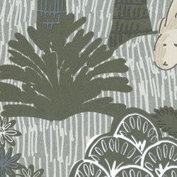 Les petites histoires   Renard & Co   TP 324 01   Revestimientos de paredes / papeles pintados   Elitis