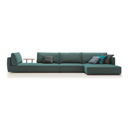 Ecléctico Low | Sofas | DITRE ITALIA