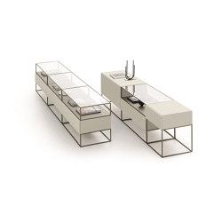 Unit | Display cabinets | DITRE ITALIA