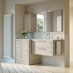 Dressy 05 | Wall cabinets | Ideagroup