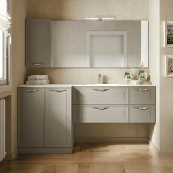 Dressy 08 | Wall cabinets | Ideagroup