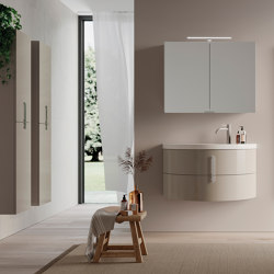 Moon3 | Mirror cabinets | Ideagroup
