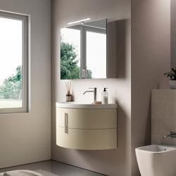 Moon8 | Mirror cabinets | Ideagroup