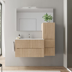 Smyle 04 | Wall cabinets | Ideagroup