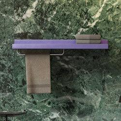 Rift/reverse | Bath shelves | TUBES
