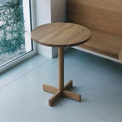 Café Table | Tavoli bistrò | Bautier