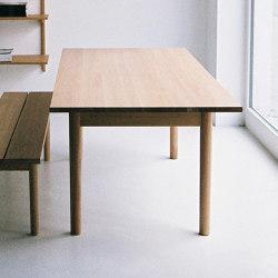 Oak Dining Table (rectangular) | Tavoli pranzo | Bautier