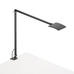Mosso Pro Desk Lamp with desk clamp, Metallic Black   Table lights   Koncept
