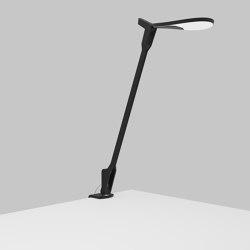 Splitty Desk Lamp with desk clamp, Matte Black | Table lights | Koncept