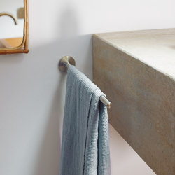 AXOR Universal Circular Towel holder | Towel rails | AXOR