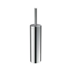 AXOR Universal Circular Toilet brush holder wall-mounted   Toilet brush holders   AXOR