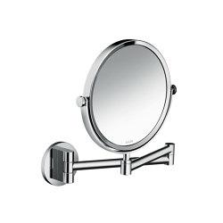 AXOR Universal Circular Shaving mirror | Bath mirrors | AXOR