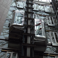 Custom Solutions | Passenger elevators | KLEEMANN