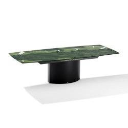 Adler II | 1224 - Stone Tables | Dining tables | DRAENERT