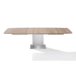 Adler II | 1224 - Wood Tables | Tavoli pranzo | DRAENERT