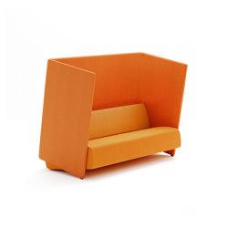 Contra Sofa High | Sofas | Neil David