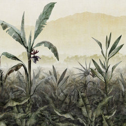 AP Contract | Digital Printed Wallpaper | Banana Plantation I DD120535 | Wall coverings / wallpapers | Architects Paper