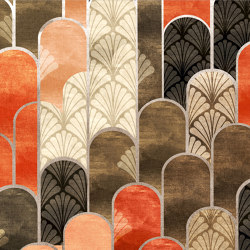 AP Contract | Digital Printed Wallpaper | Art Deco I DD120541 | Wall coverings / wallpapers | Architects Paper