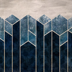 AP Contract | Digital Printed Wallpaper | Art Deco II DD120542 | Wall coverings / wallpapers | Architects Paper