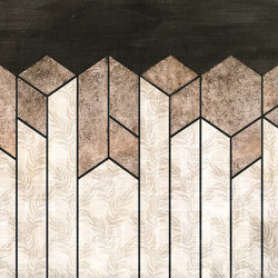 AP Contract | Digital Printed Wallpaper | Art Deco III DD120543 | Wall coverings / wallpapers | Architects Paper