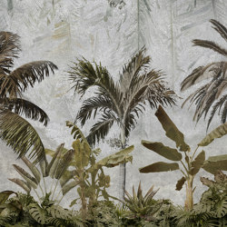 AP Contract | Digital Printed Wallpaper | African Palm DD120582 | Wall coverings / wallpapers | Architects Paper