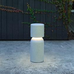 Nui | Outdoor floor-mounted lights | LUCEPLAN
