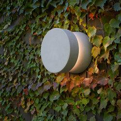 Nui | Lámparas exteriores de pared | LUCEPLAN