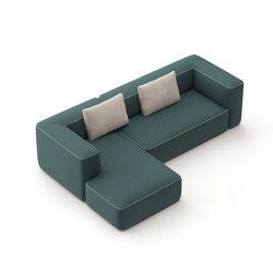 pads sofa Konfiguration 2 | Sofas | Brunner