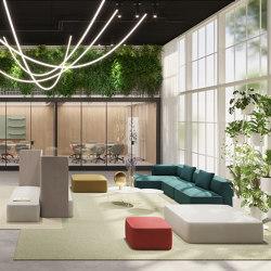 pads sofa configuration 7 | Sofas | Brunner
