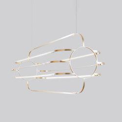 Charlotte pendant | Suspended lights | Daniel Becker Studio
