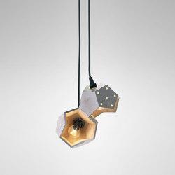 Basic Twelve Duo Pendant | Suspended lights | Plato Design