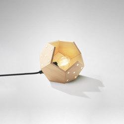 Basic Twelve Solo Table | Table lights | Plato Design