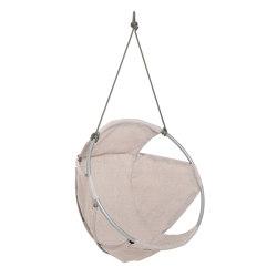 Cocoon Hang Chair Beige Wool | Swings | Trimm Copenhagen