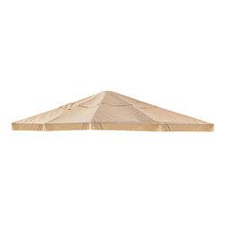 Romeo | Spare Roof Pavillon Romeo Elegance 3,5X3,5 M | Parasols | MBM