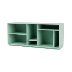 Montana Mega | 200801 lowboard with shelves | Sideboards | Montana Furniture