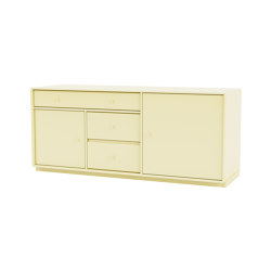 Montana Mega | 200802 lowboard with doors and drawers | Sideboards | Montana Furniture