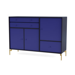 Montana Mega | 201202 sideboard with drawers and doors | Credenze | Montana Furniture