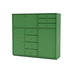 Montana Mega | 201802 highboard with doors and drawers | Sideboards | Montana Furniture