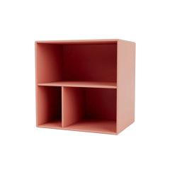 Montana Mini | 1102 with shelves | Shelving | Montana Furniture