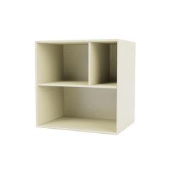 Montana Mini | 1302 with shelves | Shelving | Montana Furniture