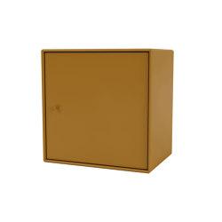 Montana Mini | 1103 with door, right-hinged | Shelving | Montana Furniture