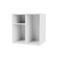 Montana Mini | 1202 with shelves | Shelving | Montana Furniture