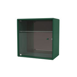 Montana PERFUME | cabinet with glass door | Shelving | Montana Furniture