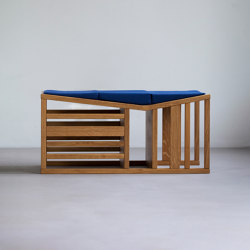 Bench | oak, cotton | Toys | Zaunkönig