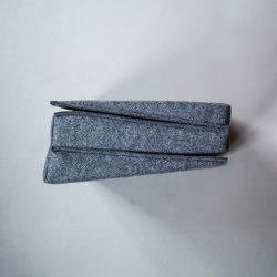 Folding cushion |wool felt | Cushions | Zaunkönig